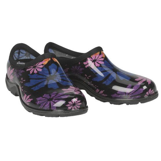 Sloggers Women's Waterproof Shoe - Size 6-10 - Flower Power - Assorted