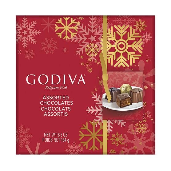 Godiva Assorted Chocolate Box - 184g