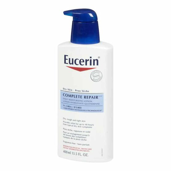 Eucerin Complete Repair Moisturizing Lotion for Dry Skin - 400ml