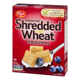 Post Spoon Size Shredded Wheat - 525g