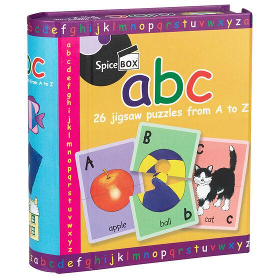 Spicebox ABC Puzzles
