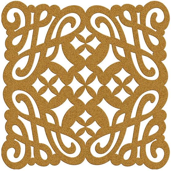 Board Dudes Designer Cork Board - 14x14 Inches