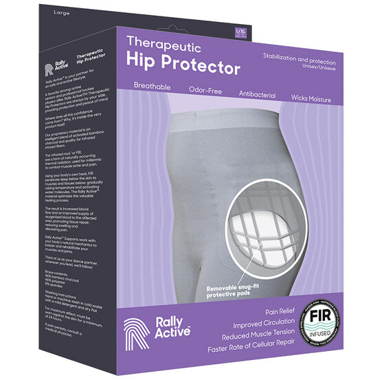Rally Active Therapeutic Hip Protector - Large/Extra Large