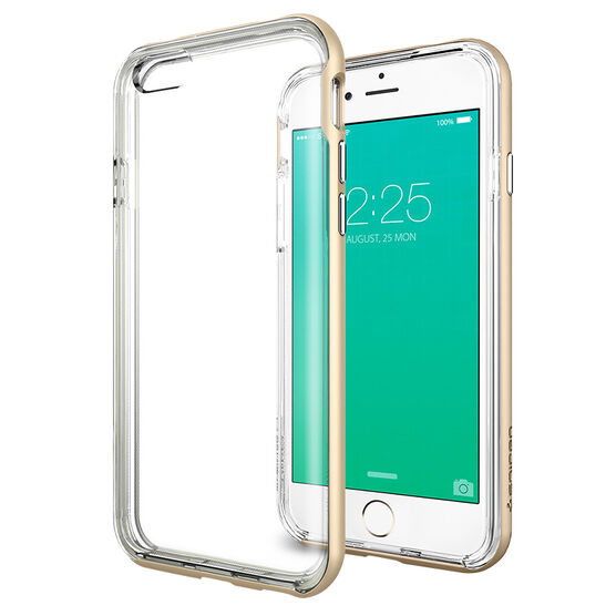 Spigen Neo Hybrid EX Case for iPhone 6/6s - Champagne Gold - SGP11624