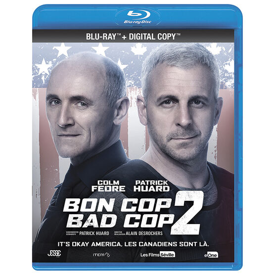 Bon Cop Bad Cop 2 - Blu-ray