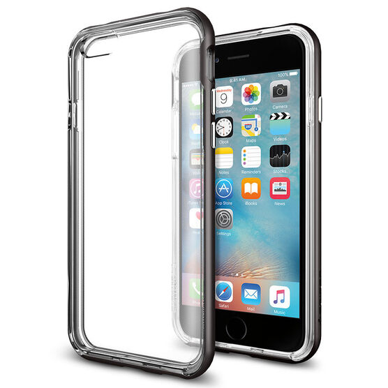 Spigen Neo Hybrid EX for iPhone 6/6s - Gunmetal - SGP11816
