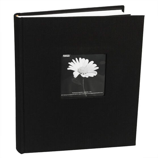 Pioneer Bi-Directional Cloth Photo Album - Assorted Colours