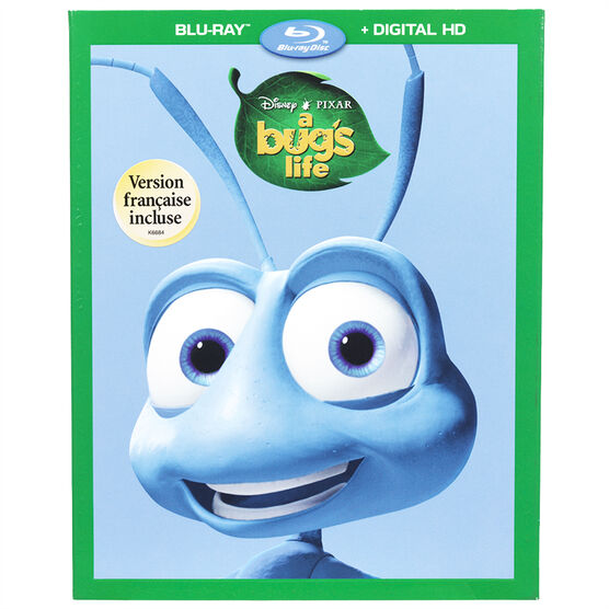 A Bug's Life - Blu-ray