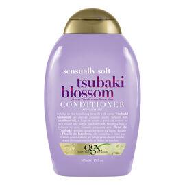 OGX Sensually Soft Tsubaki Blossom Conditioner - 385ml