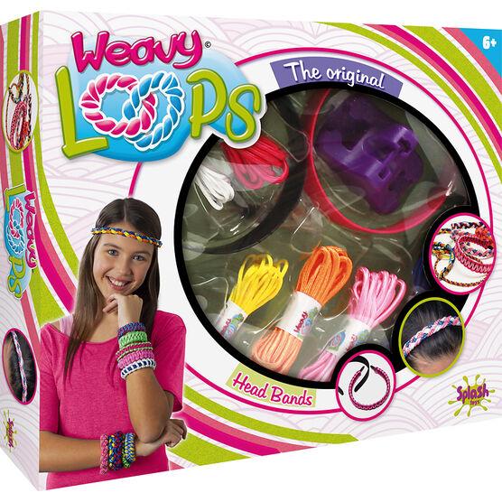 Weavy Loops Head Band