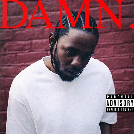 Kendrick Lamar - DAMN. - CD