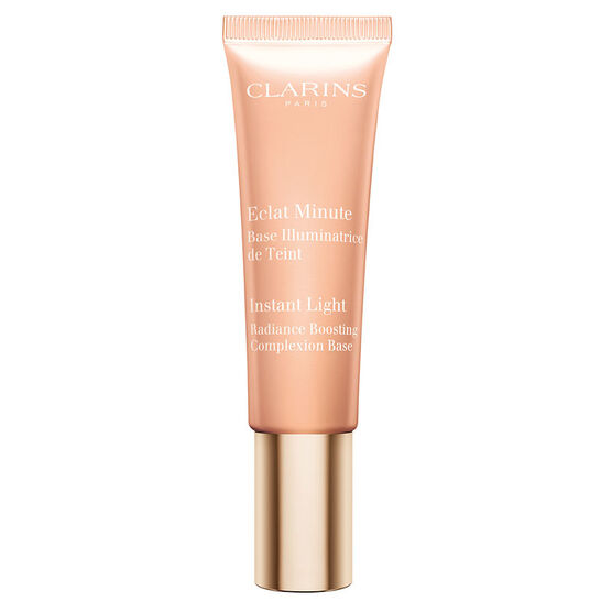 Clarins Instant Light Complexion Illuminating Base  - 03 -Peach