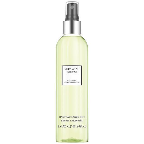 Vera Wang Embrace Green Tea and Pear Blossom Fine Fragrance Mist - 240ml