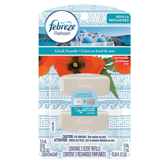 Febreze Set & Refresh - Greek Seaside - 11ml