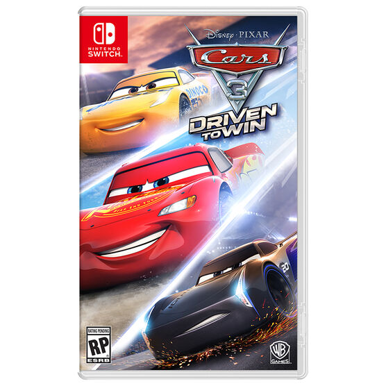 Nintendo Switch Cars 3 - Driven to Win