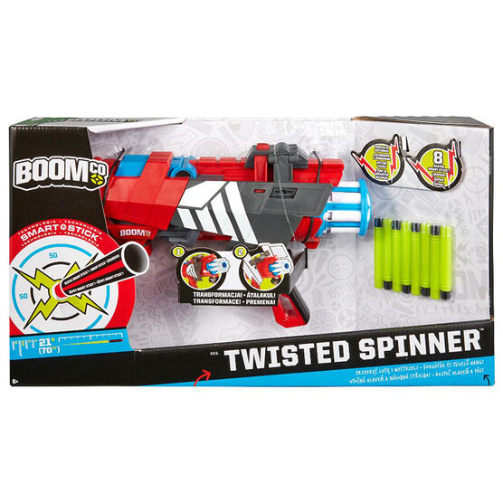 Boomco Twisted Spinner Blast