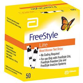Abbott Freestyle Lite Test Strips - 50's