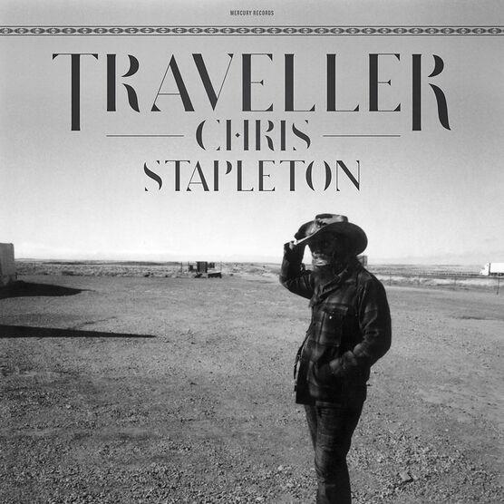Chris Stapleton - Traveller - 2 LP Vinyl