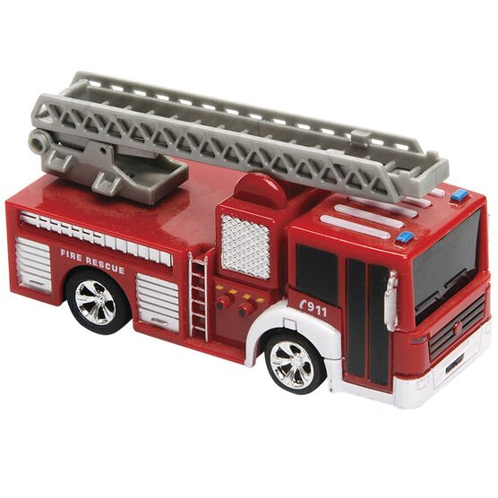 Cobra Mini Remote Control Fire Truck - 900612