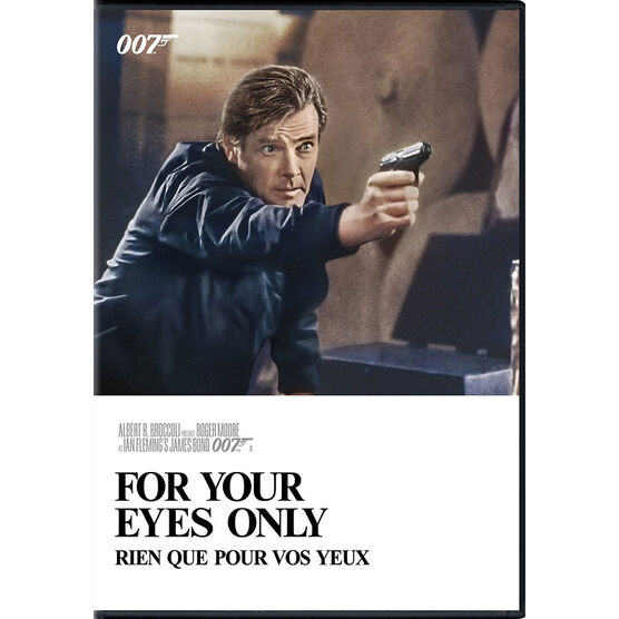 For Your Eyes Only (1981) - DVD
