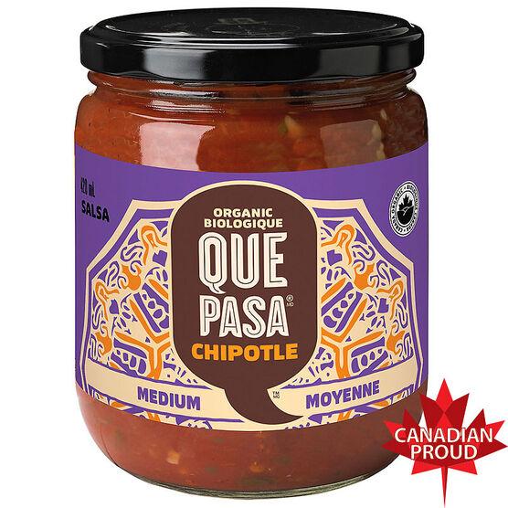 Que Pasa Salsa - Chipotle - 420ml