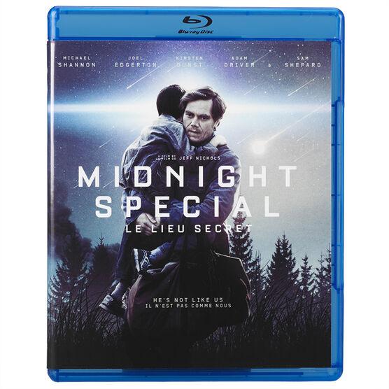 Midnight Special - Blu-ray