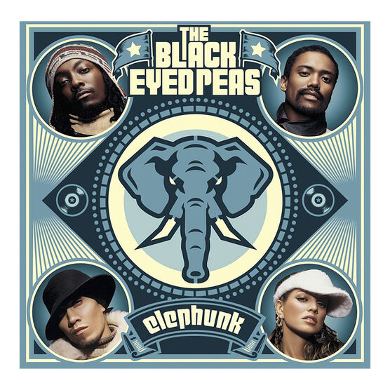 The Black Eyed Peas - Elephunk - Vinyl