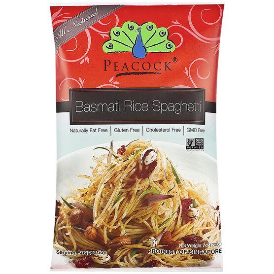 Peacock Basmati Rice Spaghetti - 200g