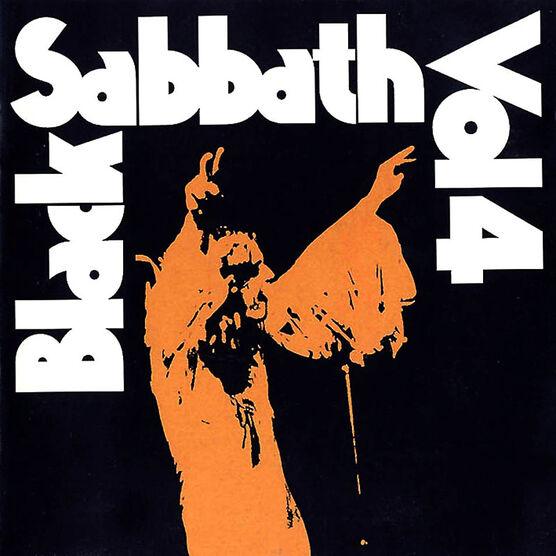 Black Sabbath - Vol. 4 - Vinyl