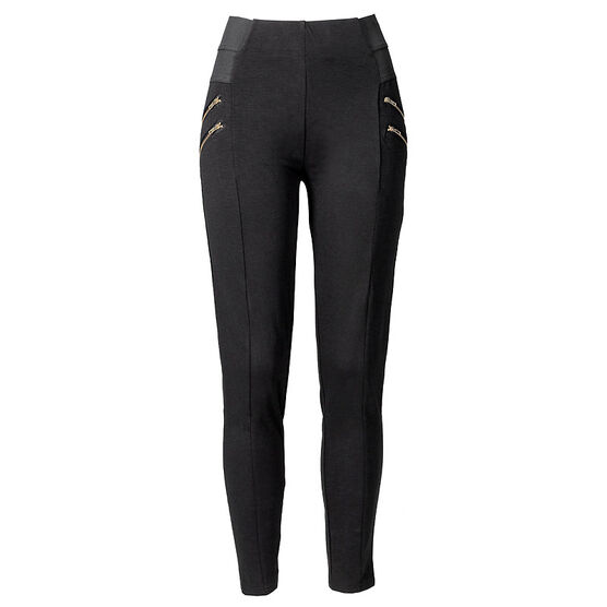 Connection 18 Pants with Zipper Directions - Assorted