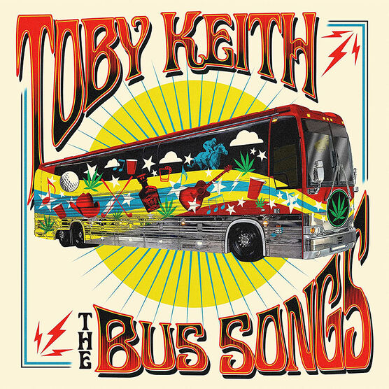 Toby Keith - The Bus Songs - CD