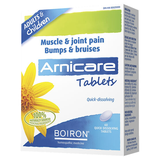 Boiron Arnicare Tablets - 60's