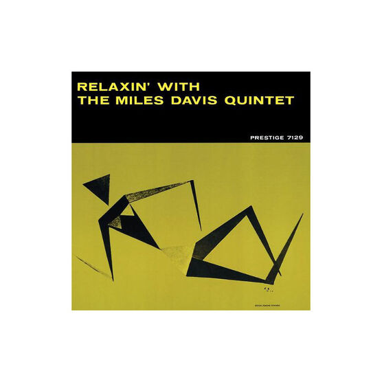 Miles Davis - Relaxin' With The Miles Davis Quintet - CD