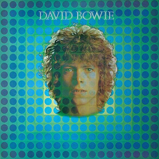 David Bowie - David Bowie AKA Space Oddity - Vinyl