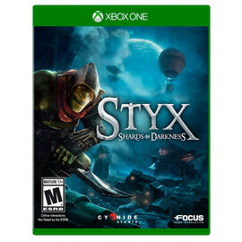 XBOX One Styx Shards of Darkness