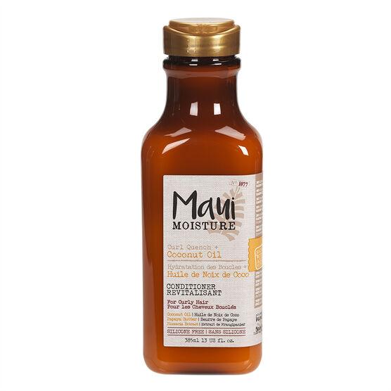 Maui Moisture Curl Quench + Coconut Oil Conditioner - 385ml
