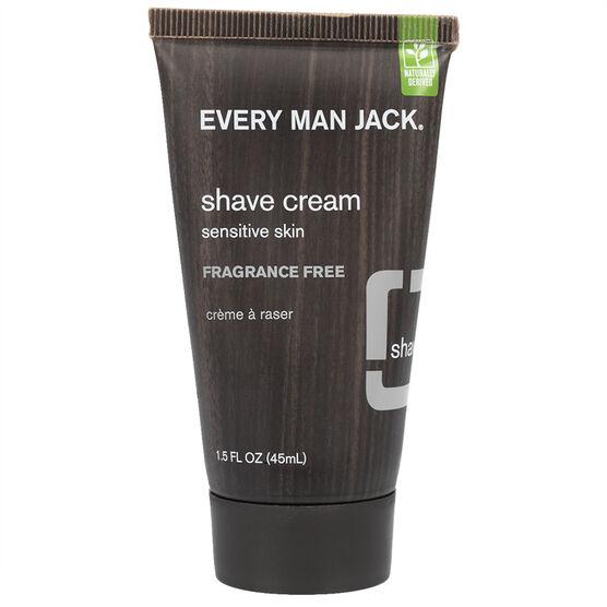 Every Man Jack Shave Cream - 45ml