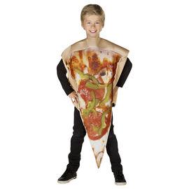 Halloween Foam Pizza Costume - Kids
