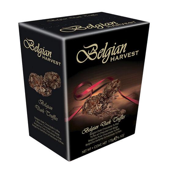 Belgian Harvest Dark Chocolate Flake Truffles - 175g