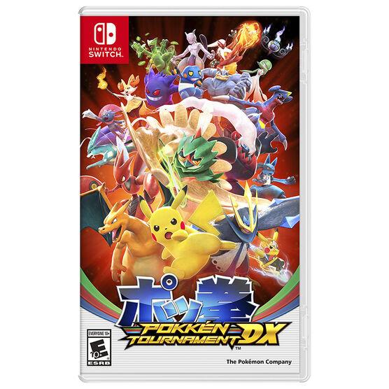 Nintendo Switch Pokken Tournament - HACPBAAYA