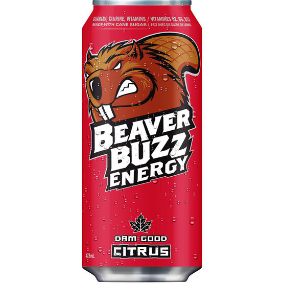 Beaver Buzz - Citrus - 473ml