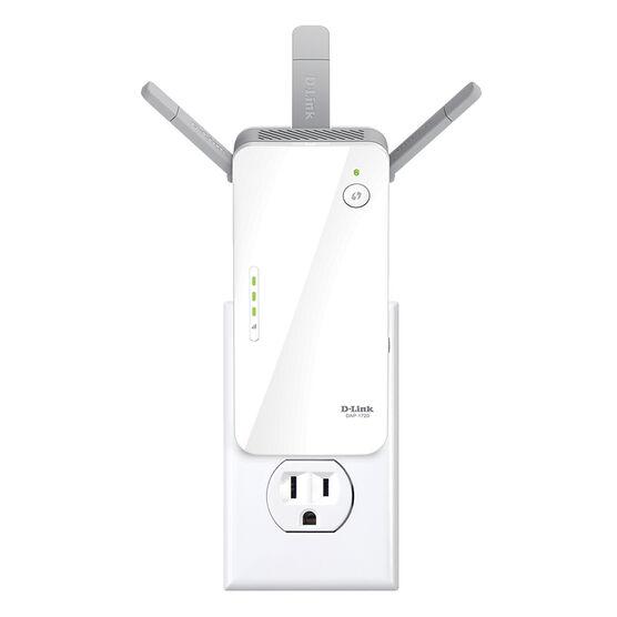 D-Link AC1750 Wi-Fi Range Extender - White - DAP-1720