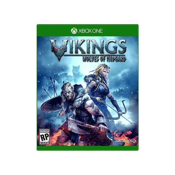 Xbox One Vikings - Wolves of Midgard