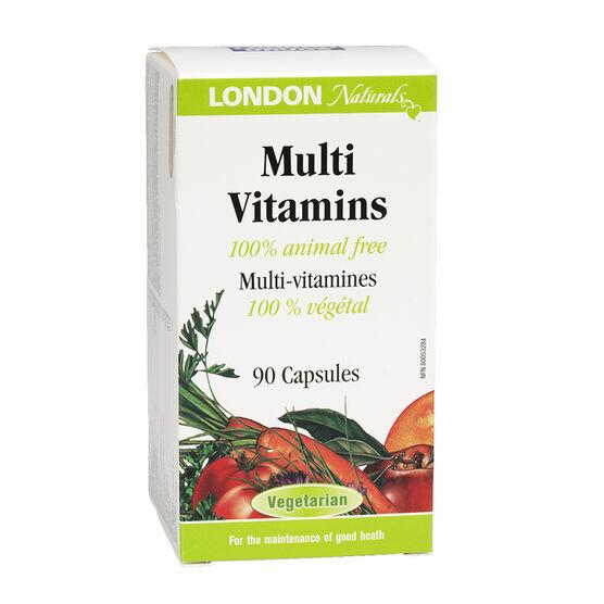 London Drugs Multi Vitamin Vegetarian - 90's