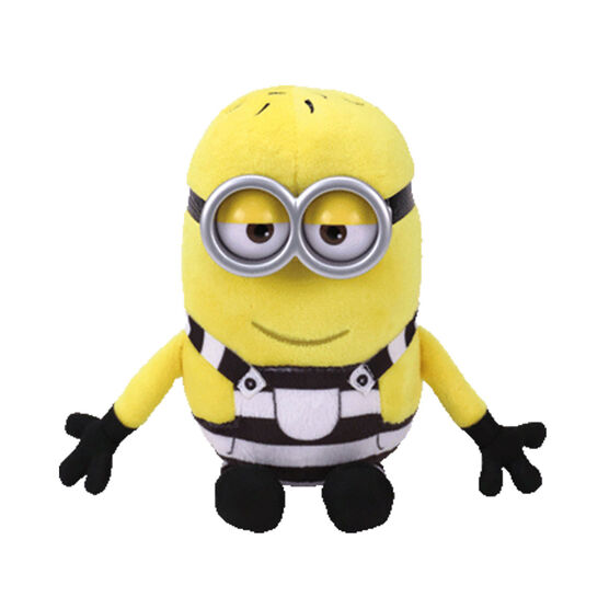 TY Despicable Me Beanie Baby - Prison Minion Tom