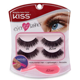 Kiss Ever EZ Lashes Double Pack - 05 - KPLD01CA