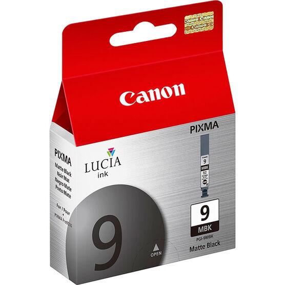 Canon PGI-9 Ink Cartridge - Matte Black - 1033B002