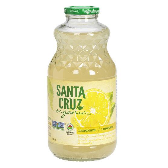 Santa Cruz Organic Lemonade - 946ml