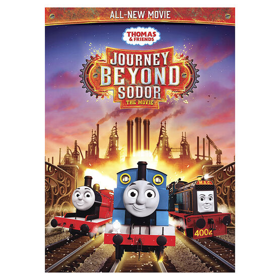 Thomas and Friends: Journey Beyond Sodor - DVD