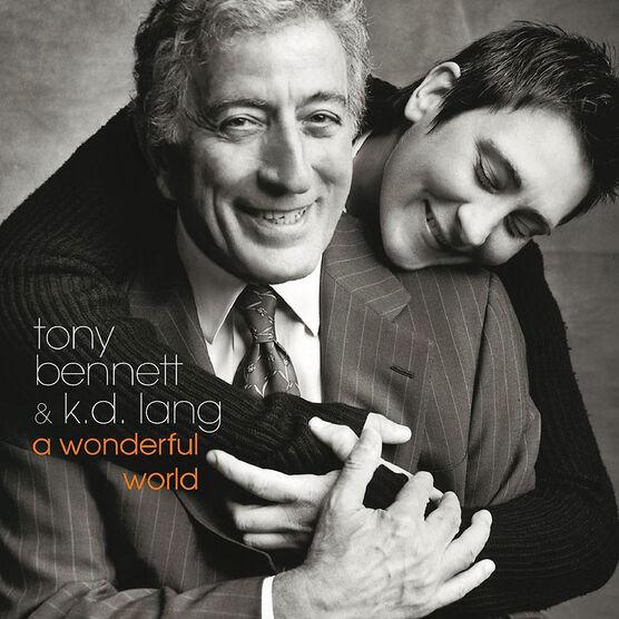 Tony Bennet & K.D. Lang - A Wonderful World - CD
